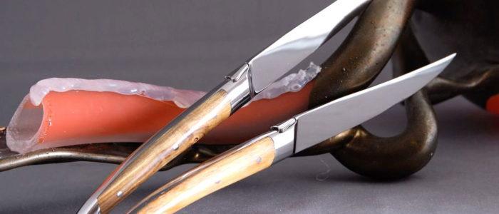 Laguiole GOYON-CHAZEAU Klasse G, 12-teilig, Steakmesserset Divers brillant