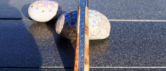 Taschenmesser GOYON-CHAZEAU, Taschenmesser Thiers, PIROU, Wacholder
